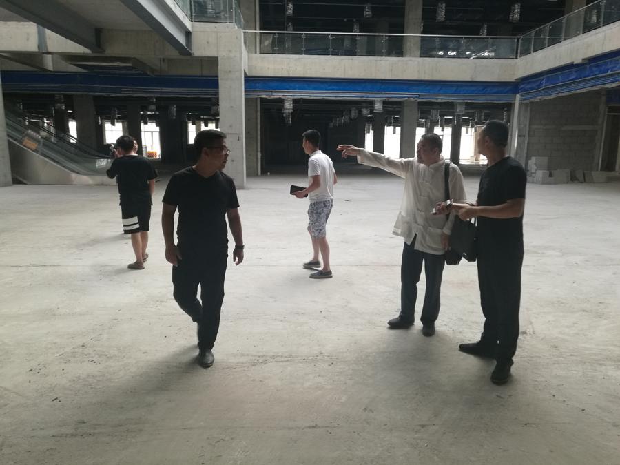 唐山德隆车行南湖会议中心场地格局策划